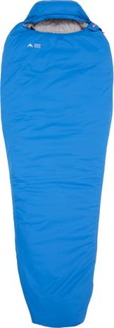 Helsport Fonnfjell Sleeping Bag Summer Long, bright blue