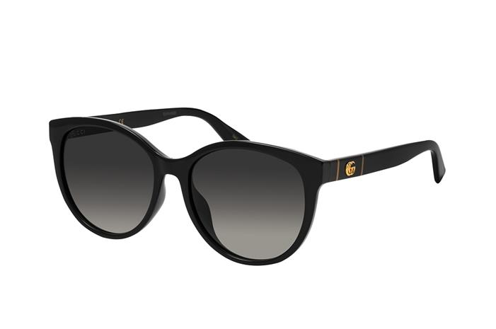 Gucci GG 0702SK 001, Aurinkolasit