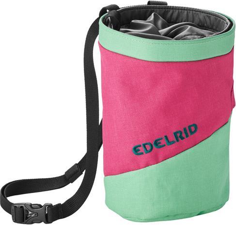 Edelrid Splitter Twist Chalk Bag, granita