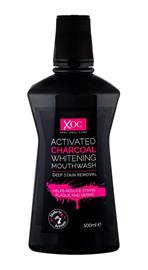 Xpel Oral Care Activated Charcoal suuvesi 500 ml