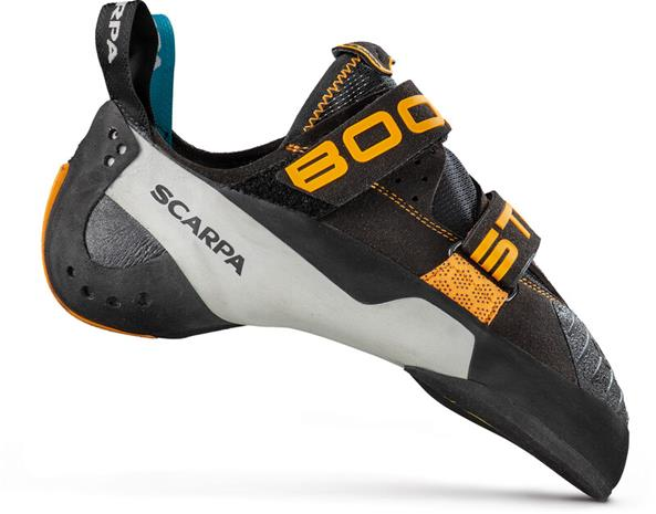 Scarpa Booster Climbing Shoes, black/orange