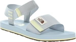 The North Face Skeena Sandals Women, celestial blue/tender yellow