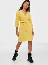 Vero Moda Vmhelenmilo 3/4 Short Dress Wvn
