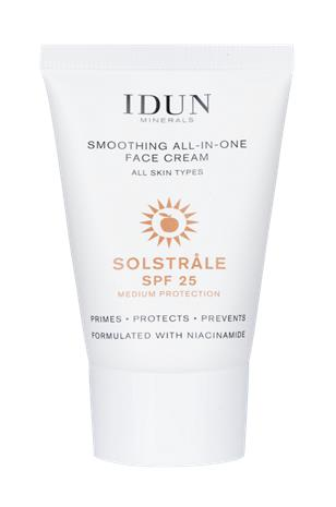 IDUN Minerals Solstråle SPF primer & face cream 25 - 30 ml