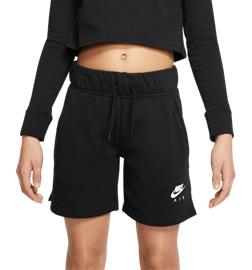 Nike G NSW AIR SHORT BLACK/WHITE