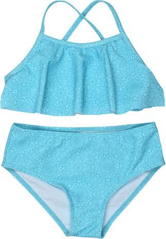 Lindberg Lucinda Bikinit, Turquoise, 122/128
