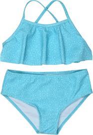 Lindberg Lucinda Bikinit, Turquoise, 146/152, Lastenvaatteet