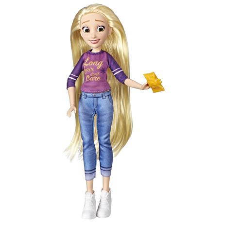 Disney Princess - Comfy Squad Doll - Rapunzel (E8402)