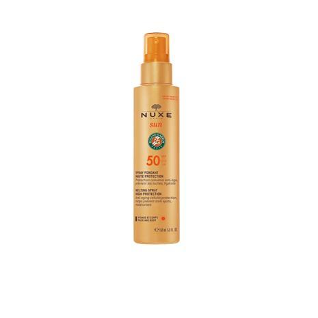 Nuxe Sun - Face Body Milk SPF 50 150 ml