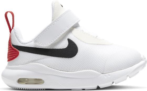 Nike K AIR MAX OKETO WHITE/BLACK