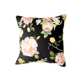 Rice - Cushion 40 x 40 cm - Dark Rose Print