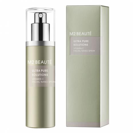 M2 Beaute Ultra Pure Solution Vitamin C Facial Nano Spray (75ml)