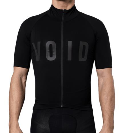 Void M ARMOUR SS JERSEY BLACK