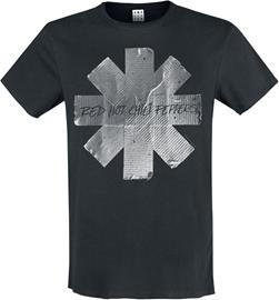Red Hot Chili Peppers - Amplified Collection - Duct Tape - T-paita - Miehet - Musta