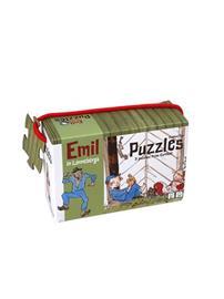 Barbo Toys Emil 3 puzzels Lattia