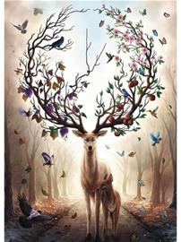 Ravensburger Fantasy Deer 1000p