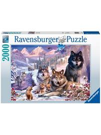Ravensburger Wolves in the Snow 2000p