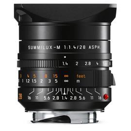 Leica Summilux-M 28mm f/1.4 ASPH, objektiivi