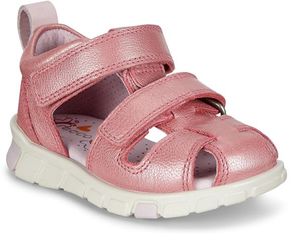 ECCO Mini Stride Sandaalit, Bubblegum, 26
