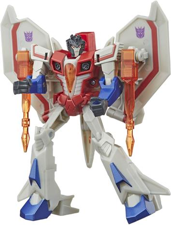 Transformers Cyberverse Warrior Figuuri Starscream