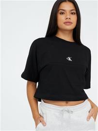 Calvin Klein Jeans Puff Print Back Logo T-Shirt
