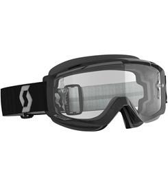 Scott MX Split OTG black/grey clear works ajolasit