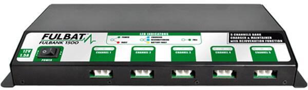 Laturi Fulbat F750505