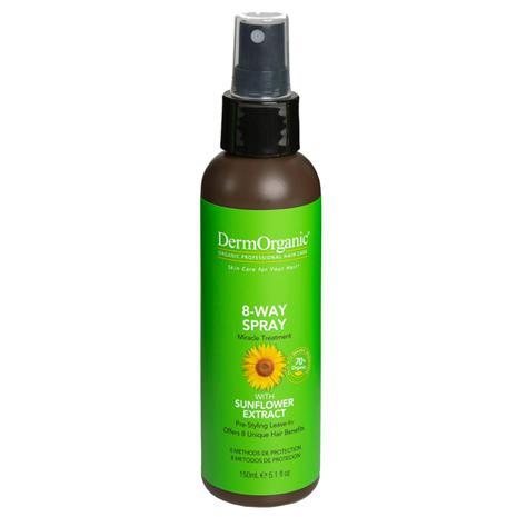 DermOrganic 8-Way Spray (150ml)