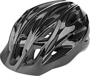 Red Cycling Products City Rider Helmet, black