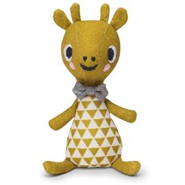 Littlephant, Mini Linen doll - Gio the giraffe