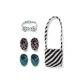 Littlephant, Dolls clothing - accessorie kit aqua