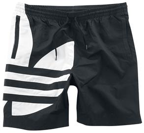 Adidas - BG Trefoil TS - Shortsit - Miehet - Musta