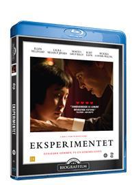 The Experiment (Eksperimentet, 2010, Blu-Ray), elokuva