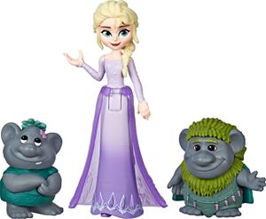 Disney Frozen 2 Doll And Friends Elsa