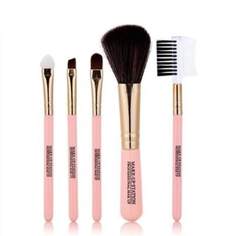 MakeUp Borstar 5-pack