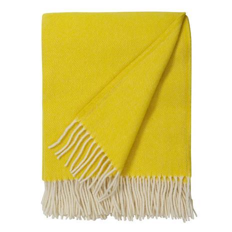 Brita Sweden Mono huopa, villa sulphur (keltainen)