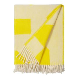 Brita Sweden Happy huopa, villa sulphur (keltainen)