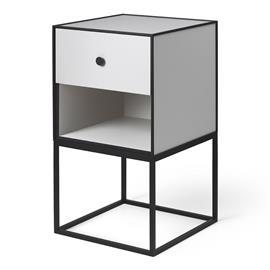 By Lassen Frame 35 sivupöytä Vaaleanharmaa