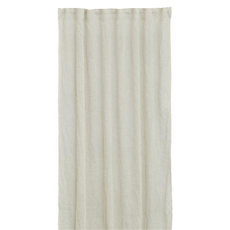 Boel & Jan Mirja sivuverhot 130x275 cm 2-pakkaus Off white