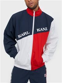 Karl Kani KK Retro Block Trackjacket Takit Navy