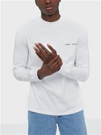 Samsä¸e Samsä¸e Norsbro t-shirt ls 6024 Puserot White