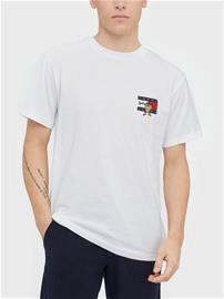 Tommy Jeans Tjm Looney Tunes Tee T-paidat ja topit White