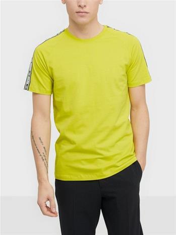 Jack & Jones Jcogunner Tee Ss Crew Neck T-paidat ja topit Vaaleankeltainen