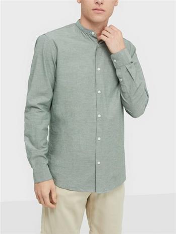 Selected Homme Slhslimlinen Shirt Ls China B Kauluspaidat Sea Spray