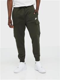 Nike Sportswear M Nsw Club Pant Cargo Bb Housut Vihreä