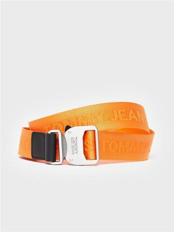 Tommy Jeans Tjm Fast Clip 3.5 Vyöt Oranssi