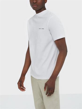 Samsä¸e Samsä¸e Norsbro t-shirt 6024 T-paidat ja topit White