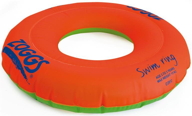 Zoggs Swim Ring 2-3 v. Lapset, orange/green