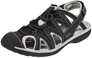 Keen Sage sandaalit Naiset, black/black