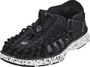Keen Uneek O2 Sandaalit Lapset, black/white